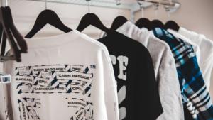 Digital printed clothing